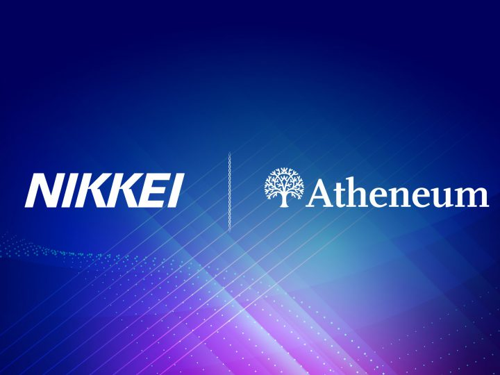 Atheneum Launches Collaboration with Nikkei Inc.