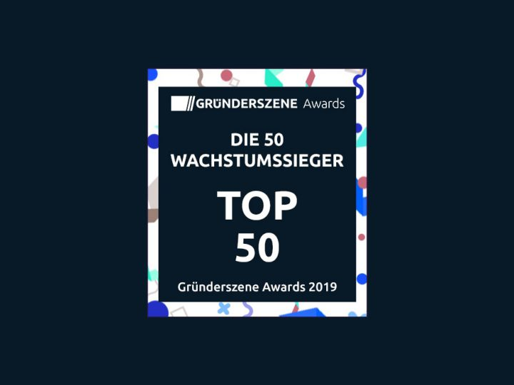Atheneum is a Gründerszene Growth Winner 2019